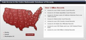 Nationwide background checking