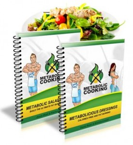 Metabolic Cooking Cookbooks