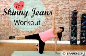 Skinny Jeans Workouts